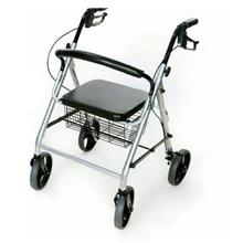 AZMED Folding Wheeled Walker AZ 966LH